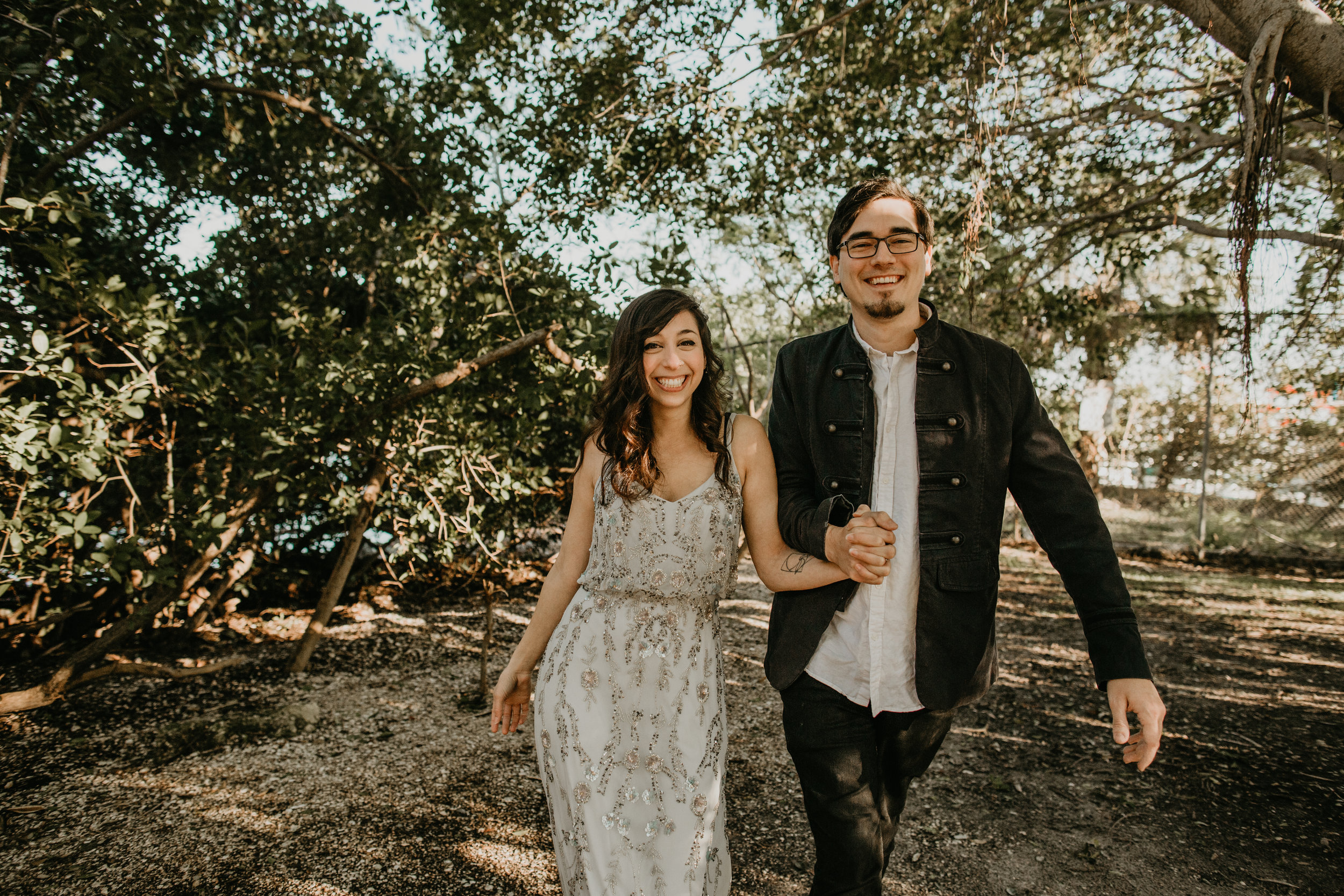 Ballast Point Park Tampa Florida-engagement Session-Moji and Kyle5.JPG
