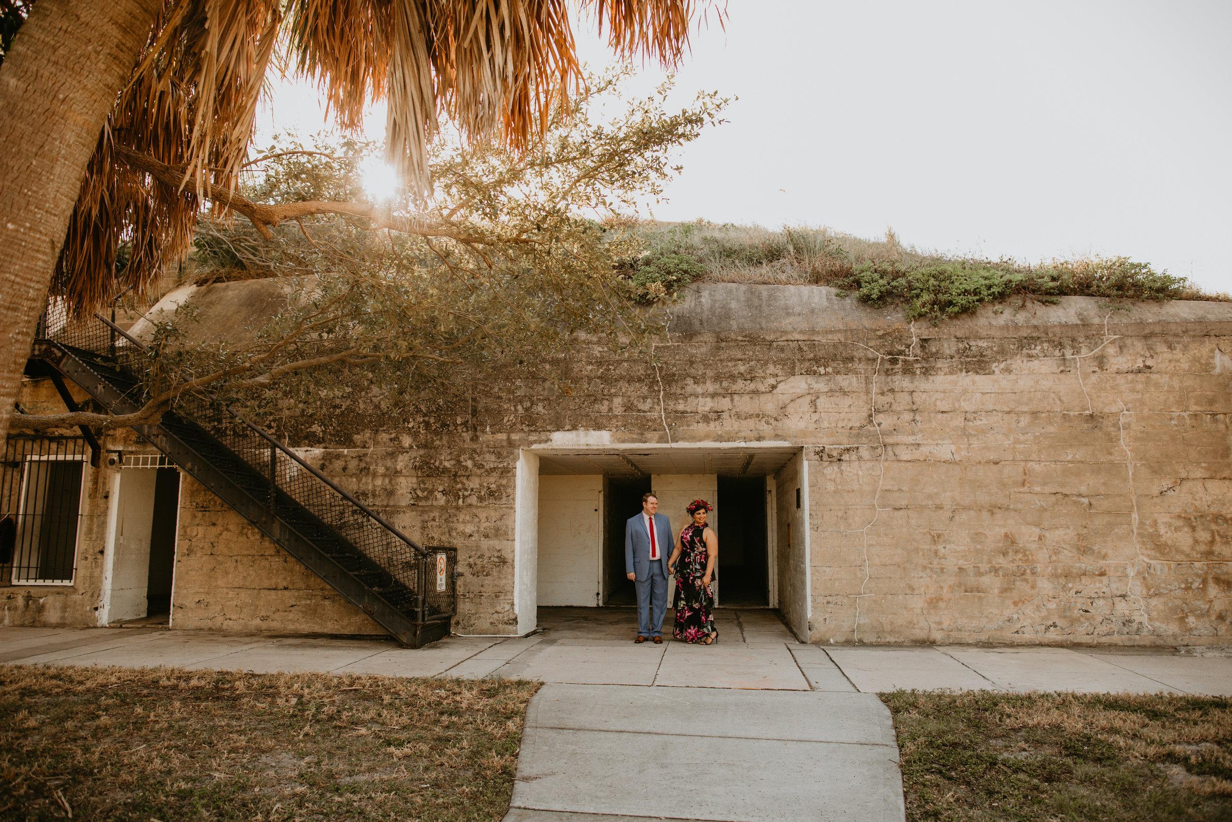 Fort Desoto St Pete Florida-Engagement Session-Sarah and Mark1.JPG