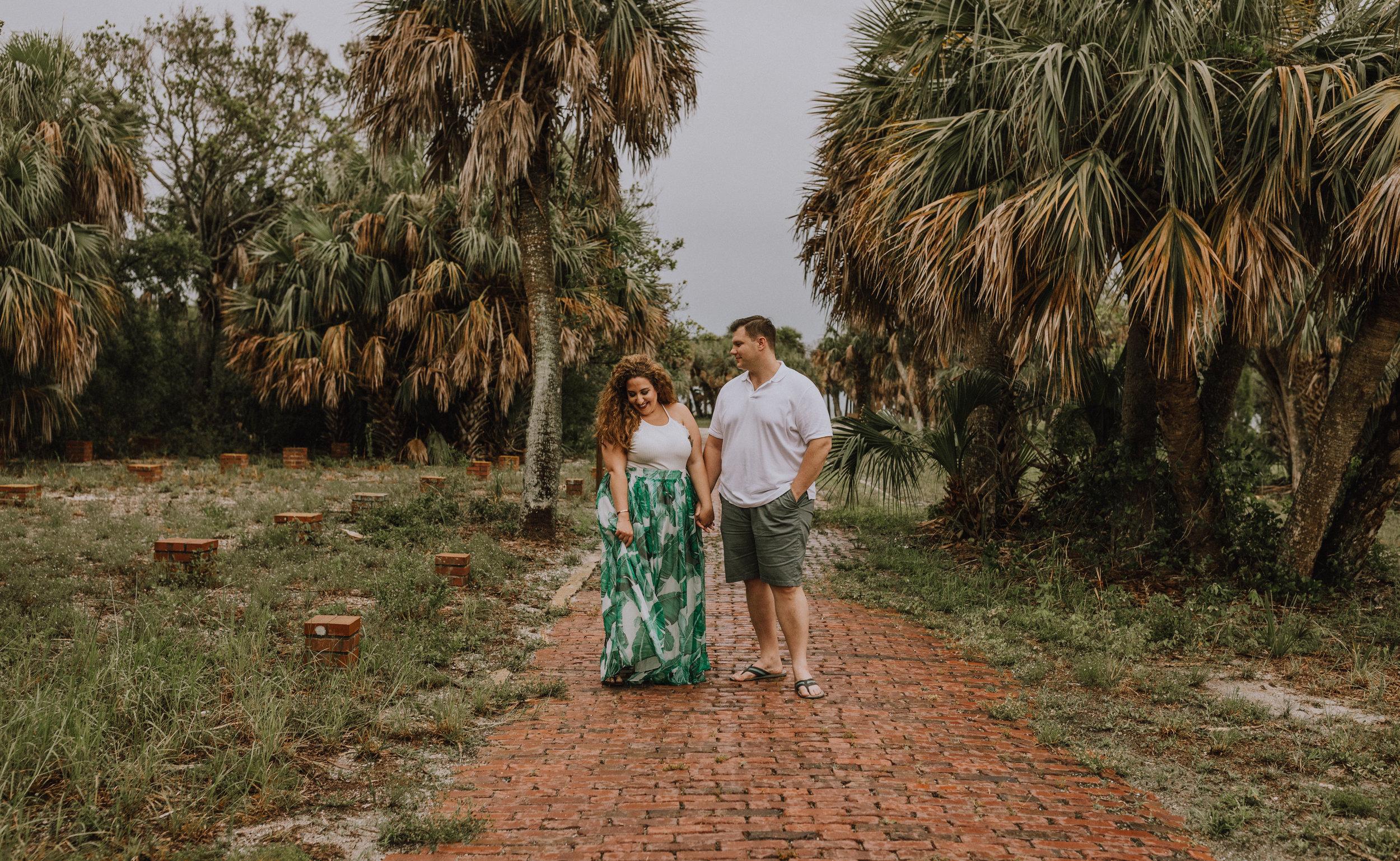Fort Desoto Florida-Engagement Session-Bianca and Michael -63.jpg
