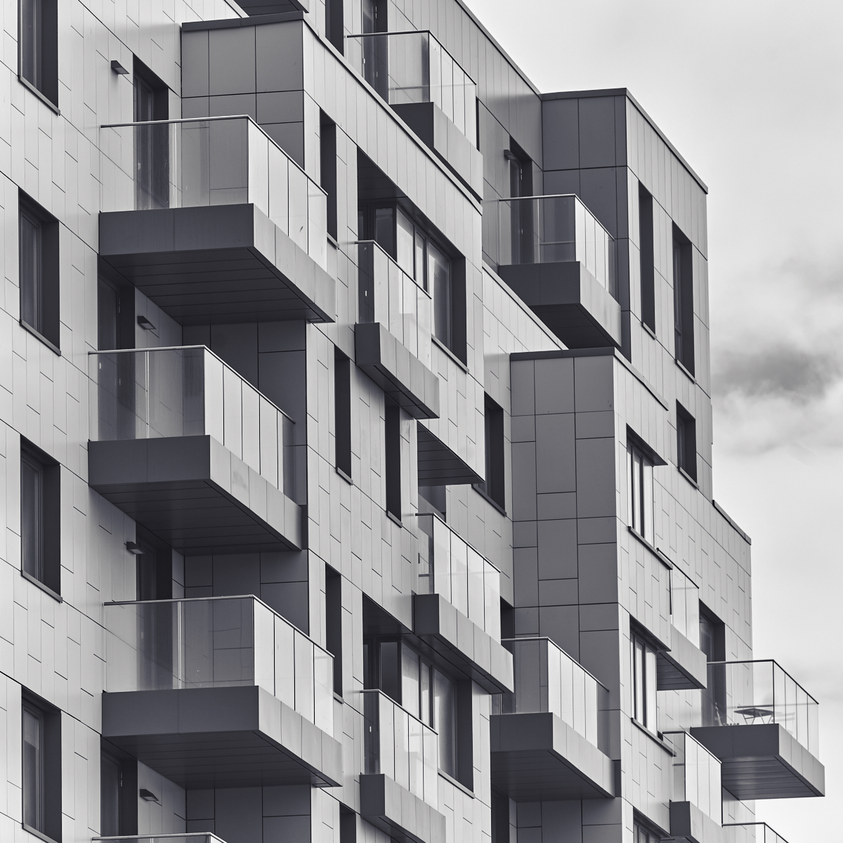 Flats - Brighton Marina