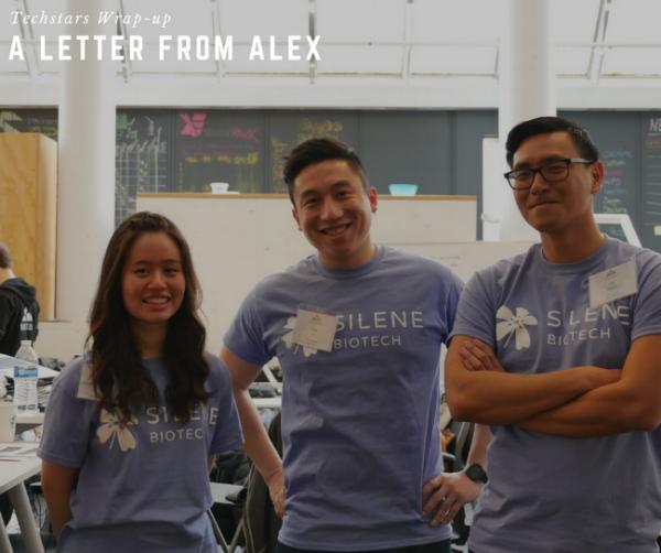 Winnie Leung, Alex Jiao and Uly Rivera