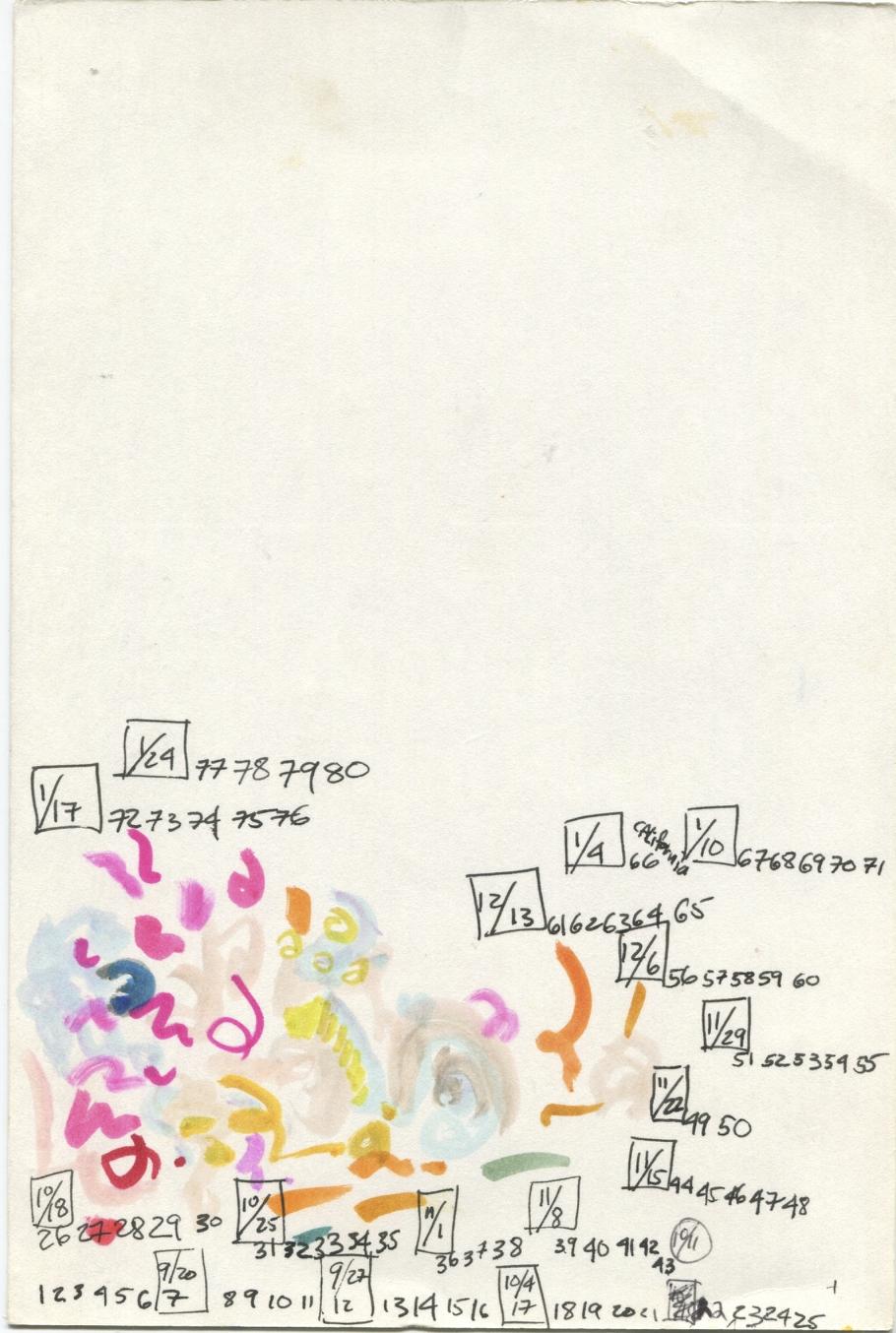 folded wisdom note tracker