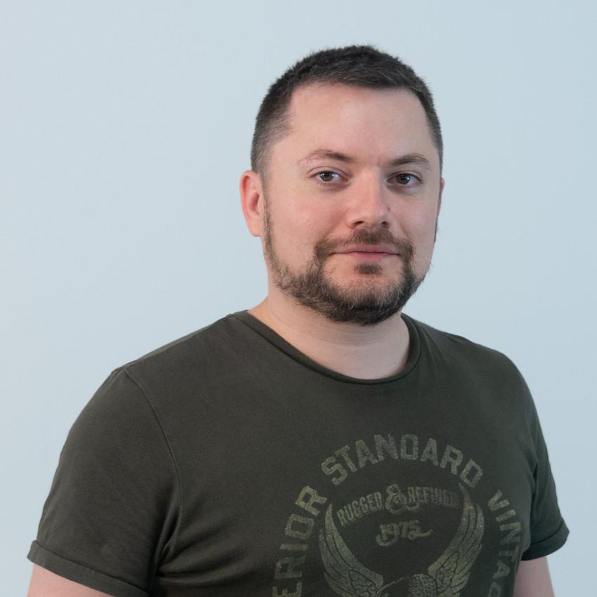 ROMAIN TAVENARD  Programmer