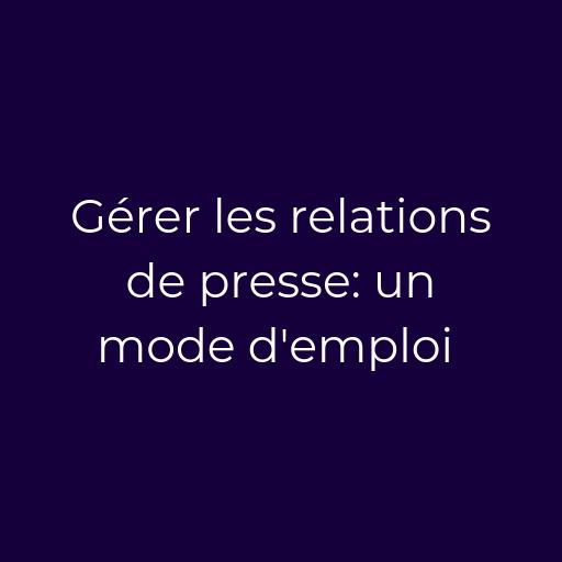 Formation-relations-medias-relations-presse