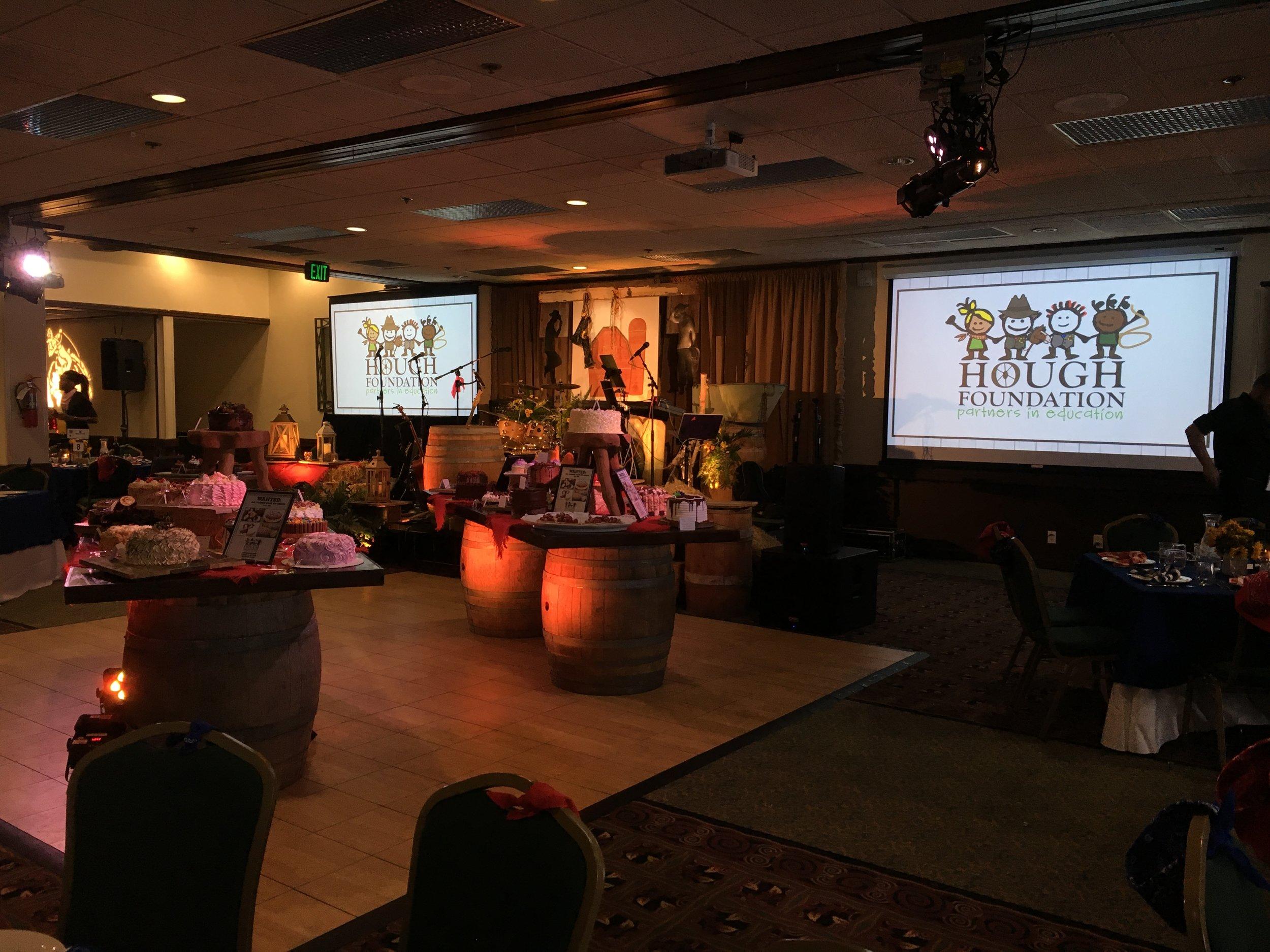 Gala Fundraisers -