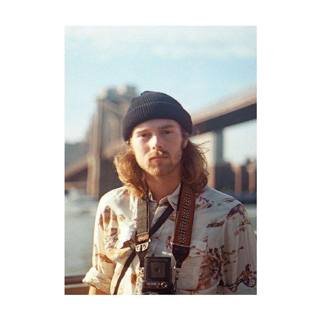 #makeportraits . . . . #35mm #filmisnotdead #canonae1 #shootfilm #shootfilmmag #shootfilmunder1000 #newyork #artofvisuals