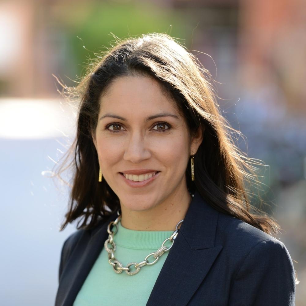 Maria Anguiano : Senior Vice President of Strategy, Arizona State University; UC Board of Regents