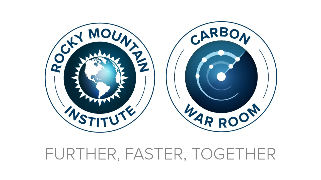 Carbon War Room (Rocky Mountain Institute) - RMI engages businesses, communities, institutions, and entrepreneurs to accelerate the adoption of market-based solutions that cost-effectively shift from fossil fuels to efficiency and renewables. We employ rigorous research, analysis, and whole-systems expertise to develop breakthrough insights. We then convene and collaborate with diverse partners—business, government, academic, nonprofit, philanthropic, and military—to accelerate and scale solutions.