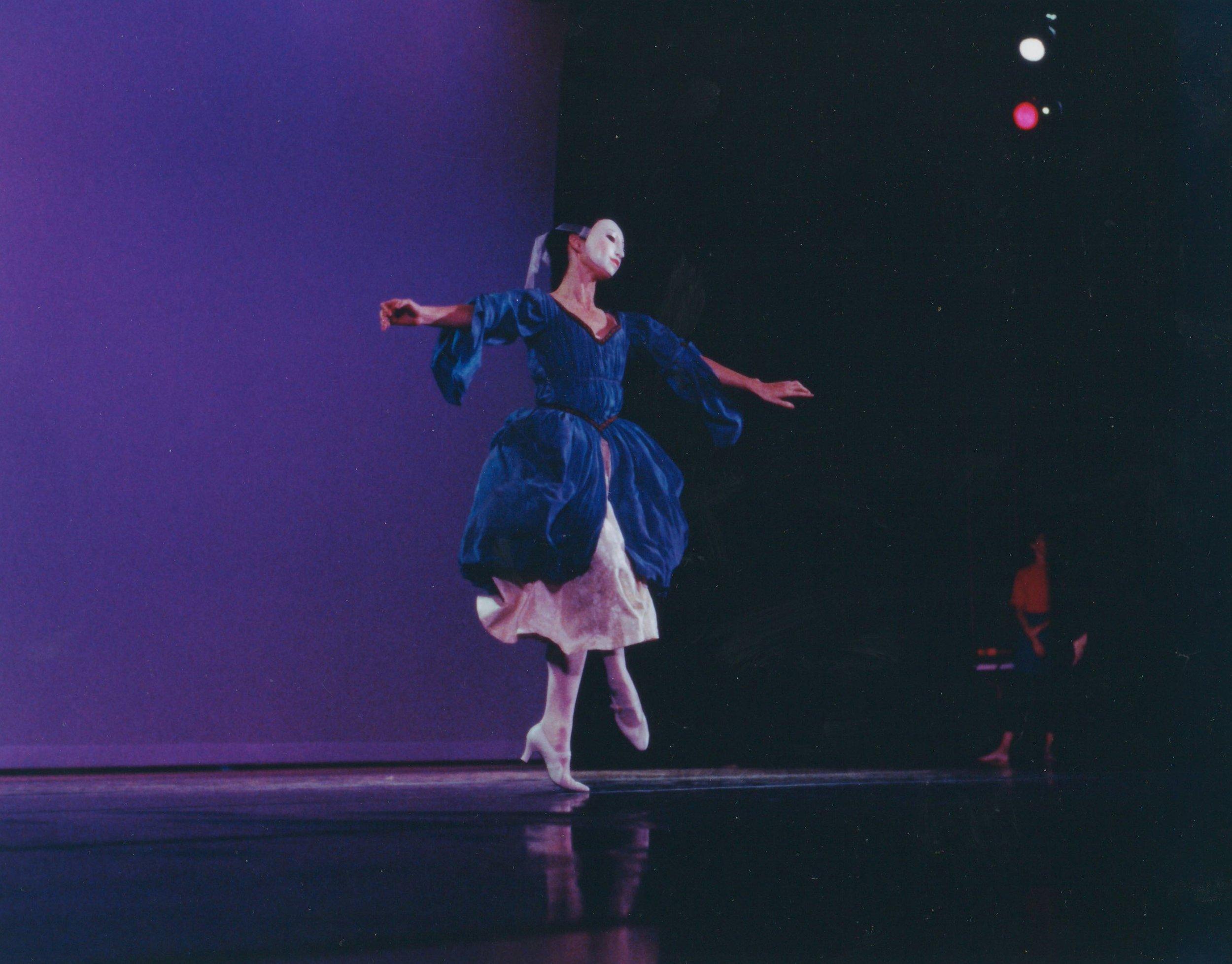 JM lennon Blue dress.JPG