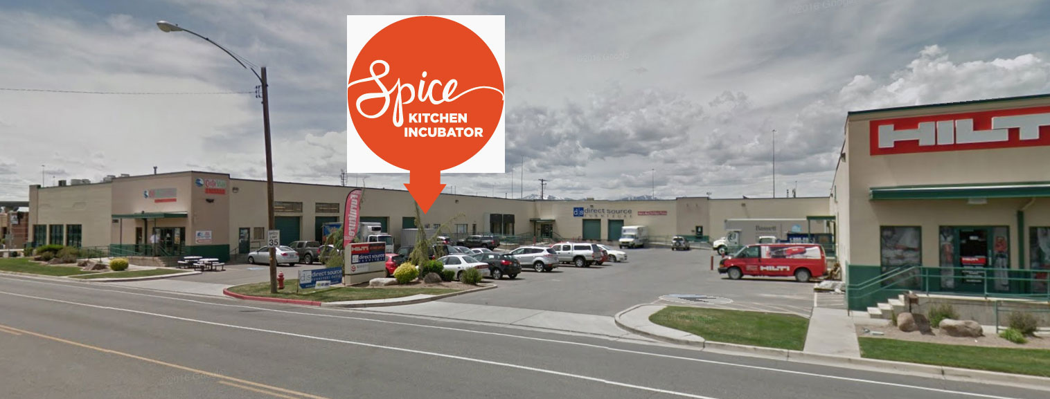 Spice Kitchen is located next to Costa Vida. *Click for larger image *