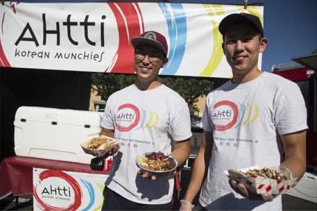Ahtti Korean Munchies