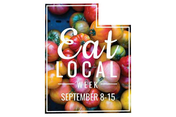 Eat Local Week - FB Profile Logo