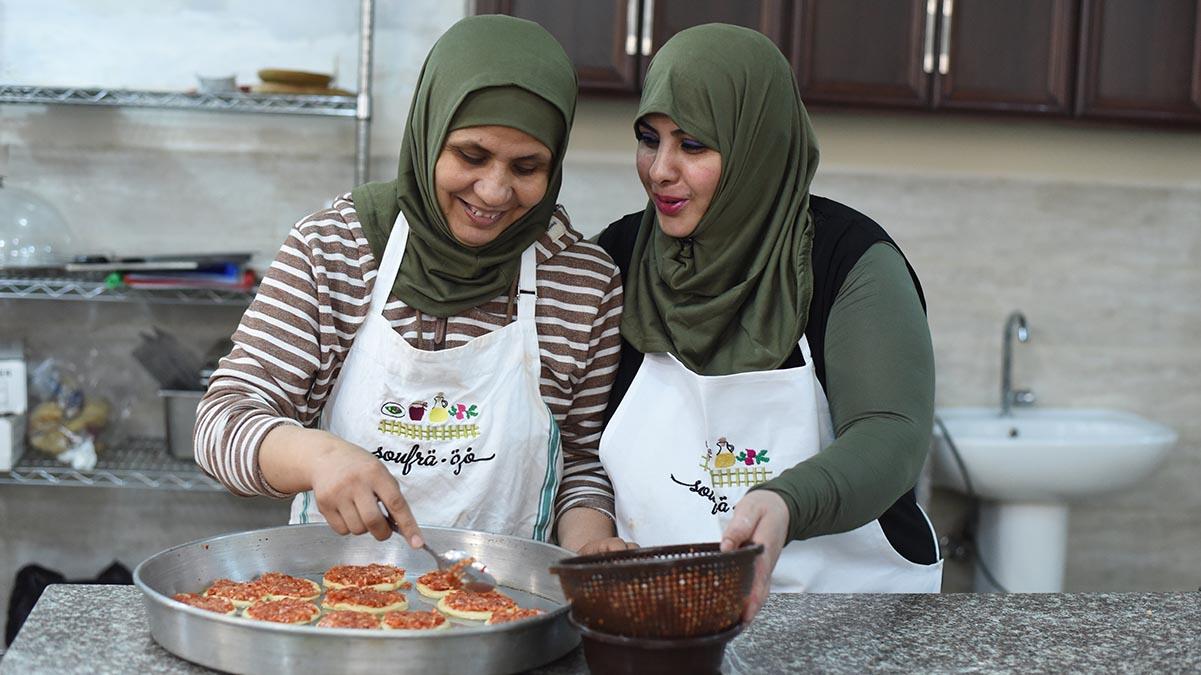SOUFRAFilm_SafeyeNaser_SamarHanafi_Kitchen
