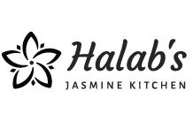 Halab's Jasmine Kitchen - Logo
