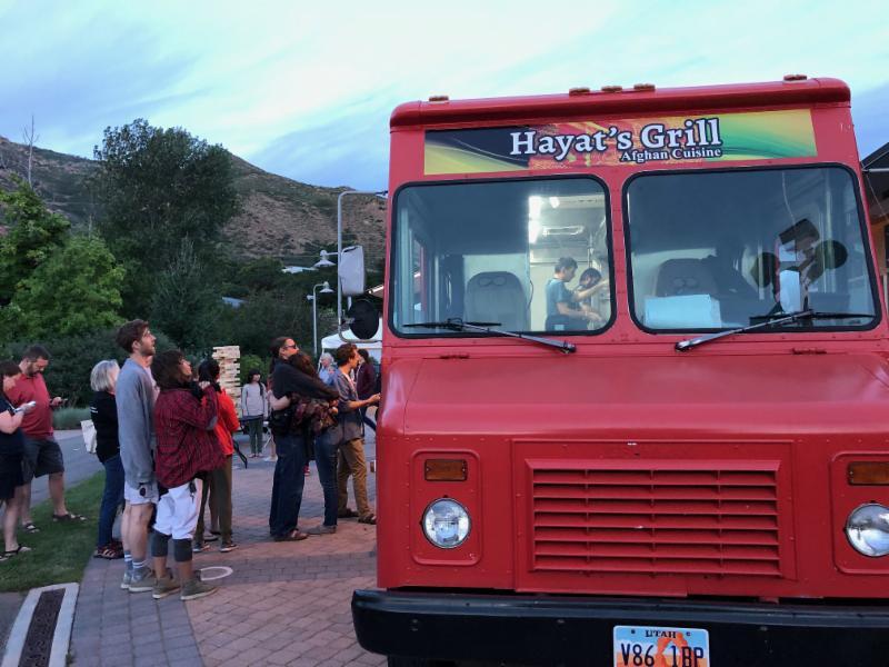 Hayat's Grill Food Truck