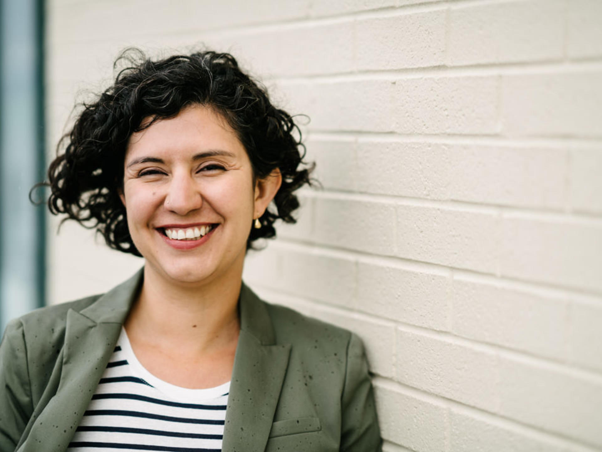 Natalie El-Diery joined the IRC in Salt Lake City in 2010. In April 2019, she accepted the executive director role bringing over 15 years of nonprofit administration experience with her.  Photo: Austin Diamond