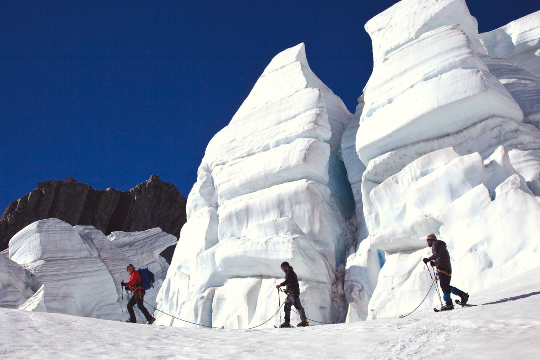 Tasman Glacier Névé Adventure
