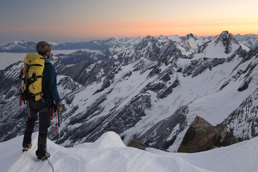 Mountain and Ski Guiding