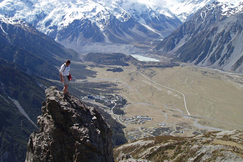 Mount Sebastopol Day Climb