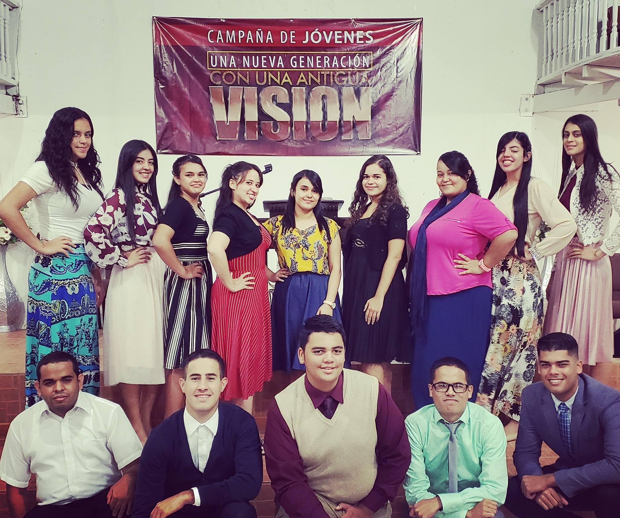 Asociacion de Jovenes Separados para Dios -