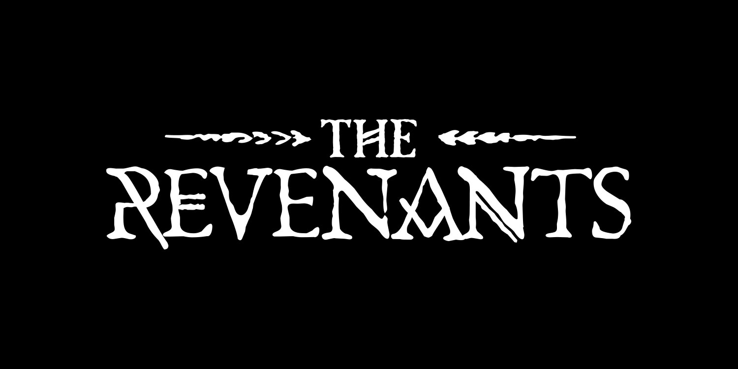 The Revenants were a musical group from Louisville, KY active from 1996-2016. I did a lot of spooky artwork for them.