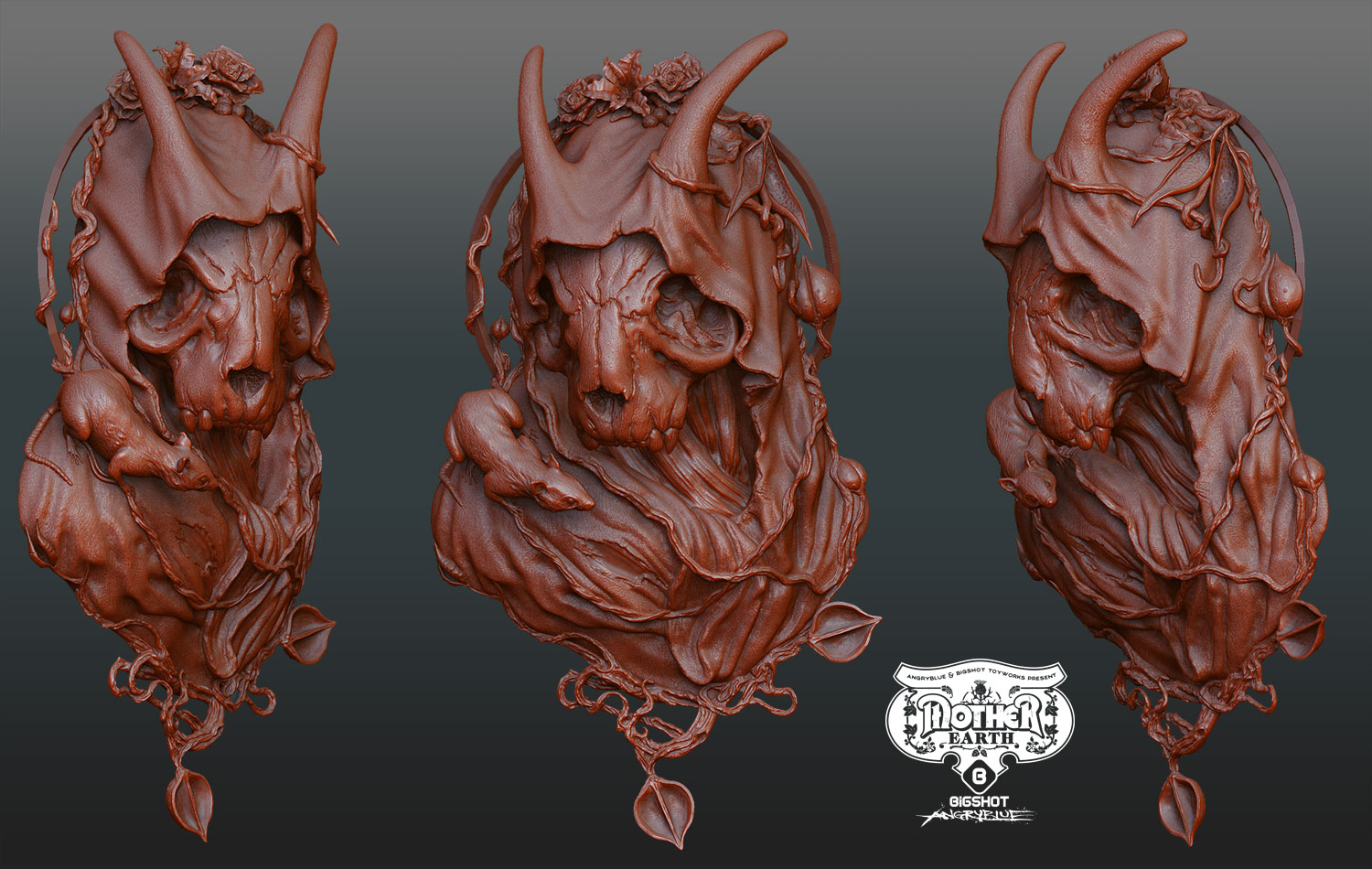 Early Render from Bigshot Toyworks