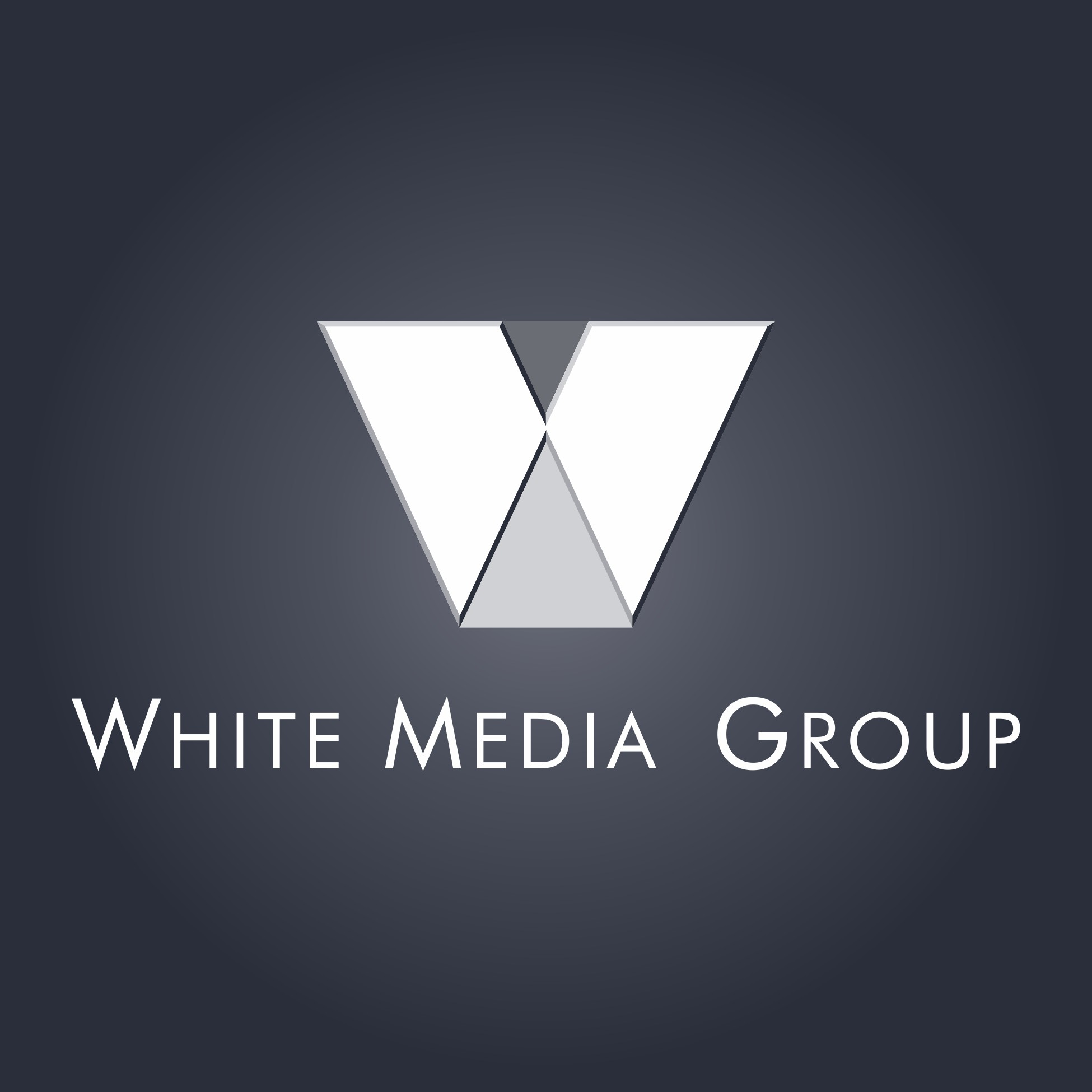 White Media Group | Logo Design by Cybergraph