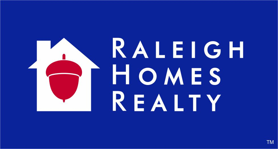 Raleigh Homes Realty | Logo Design by Cybergraph