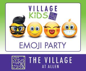 Small Web Ad - Emoji Party