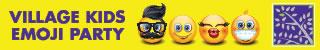 Emoji Party Web Ad