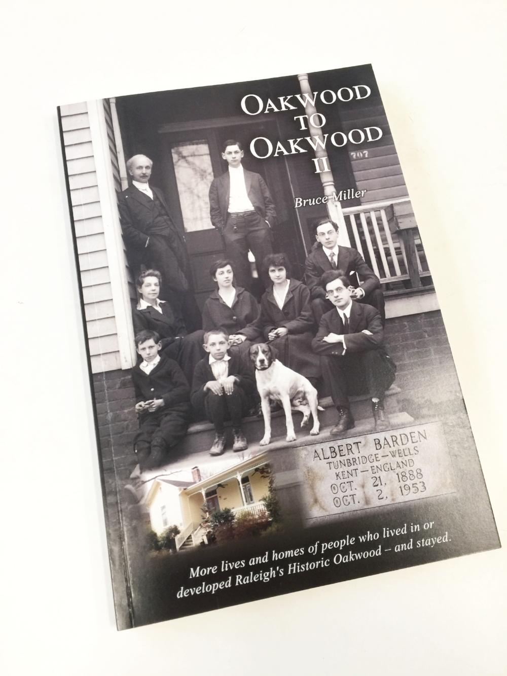 Oakwood to Oakwood II | Graphic Design by Cybergraph