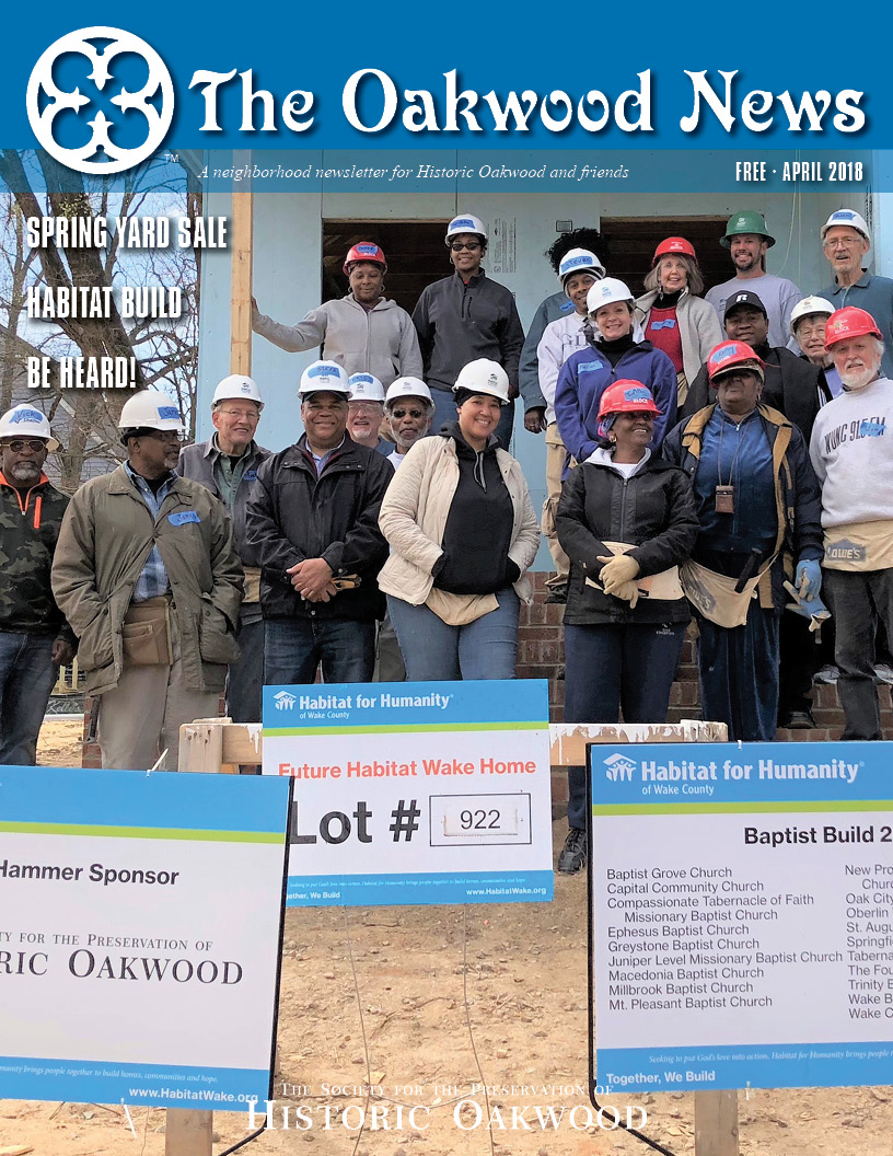 View PDF sample of The Oakwood News
