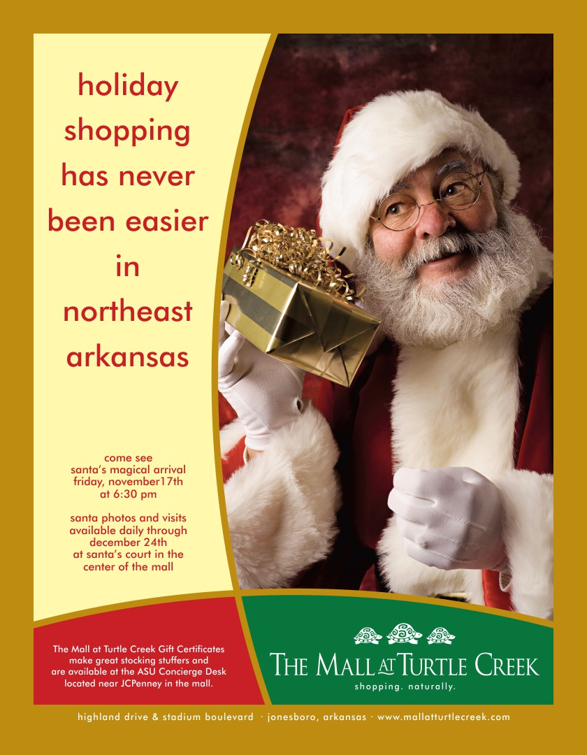 Holiday magazine ad design | Graphic Design by Cybergraph