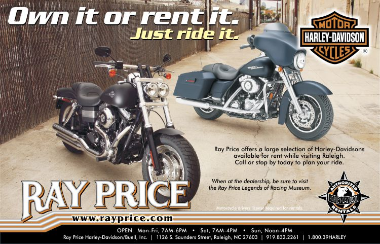 Ray Price HD Half Page Ad  | Graphic Design by Cybergraph