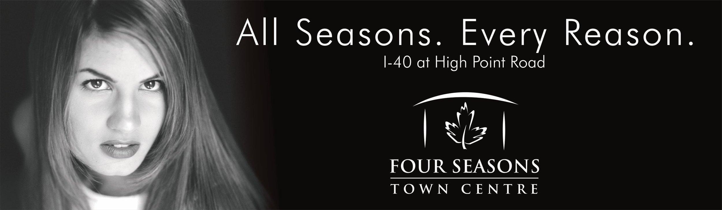 Billboard | Four Season Branding | Design by Cybergraph