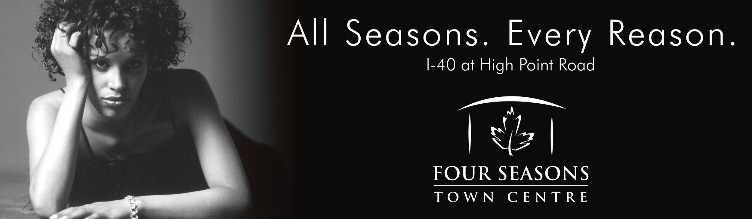 Billboard | Four Season Branding Design by Cybergraph