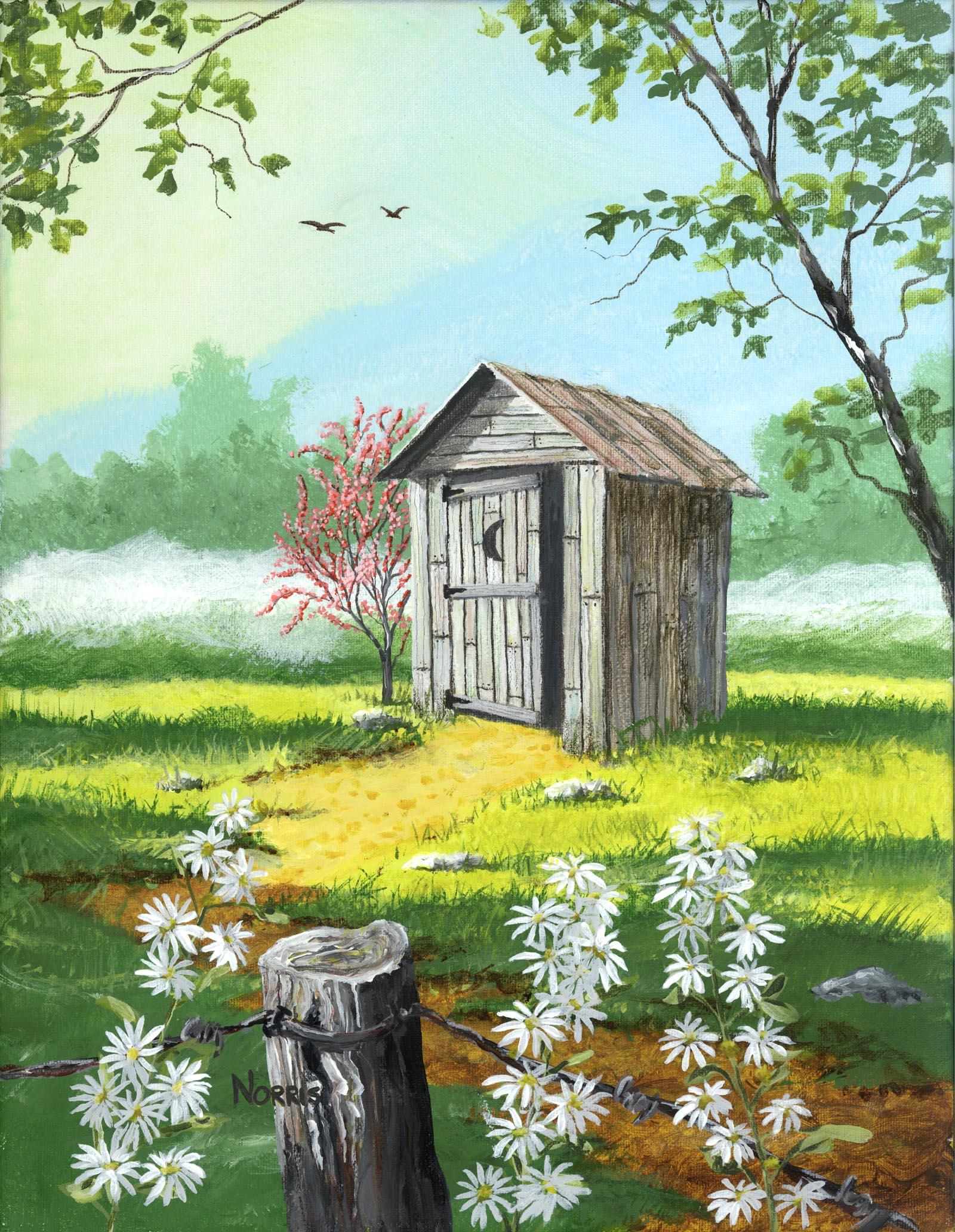 Outhouse #1