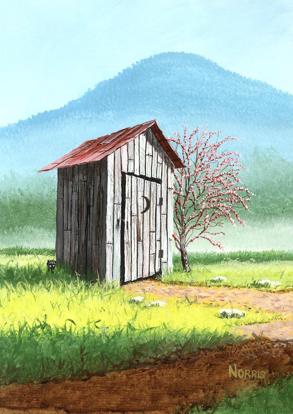 Outhouse #4
