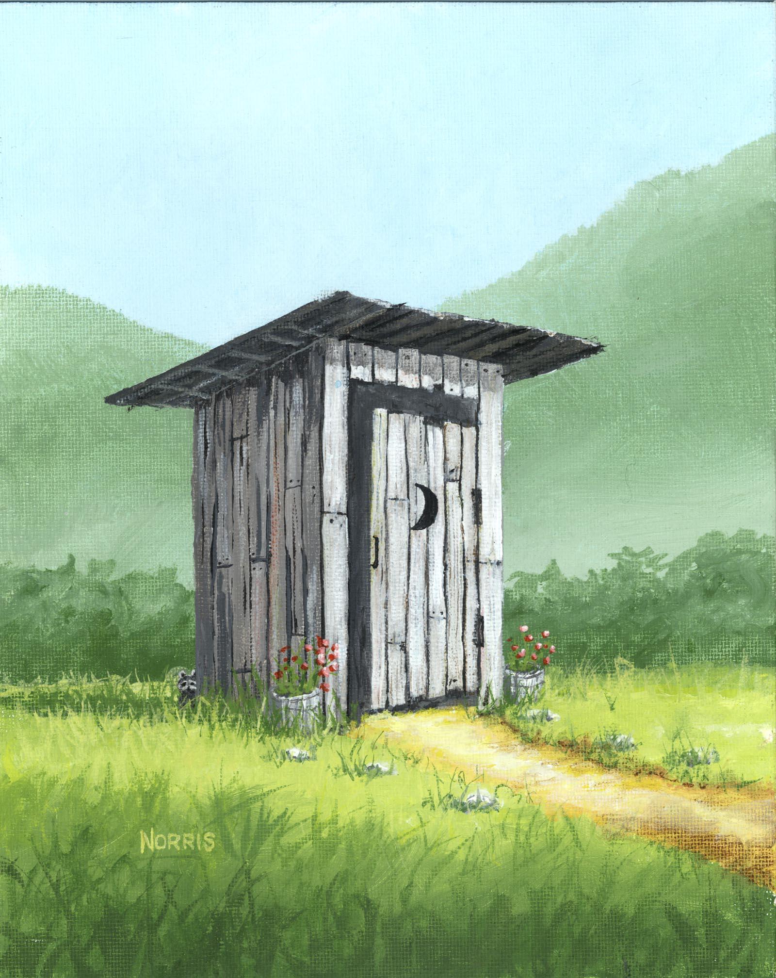 Outhouse #5