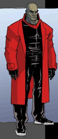 General Mayo Deftinwolf