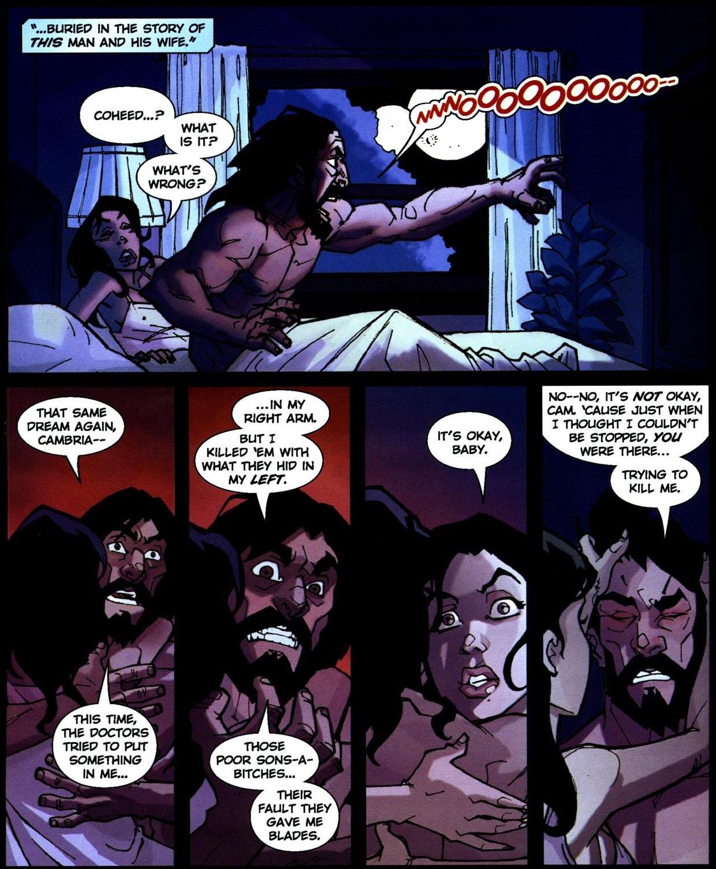 Coheed wakes from his dark dream...