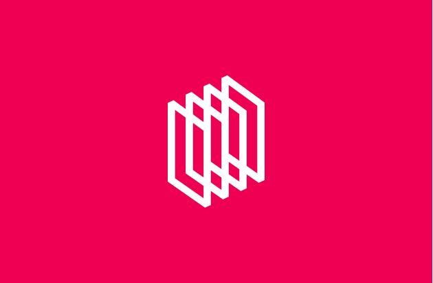 Living Walls Primary logomark