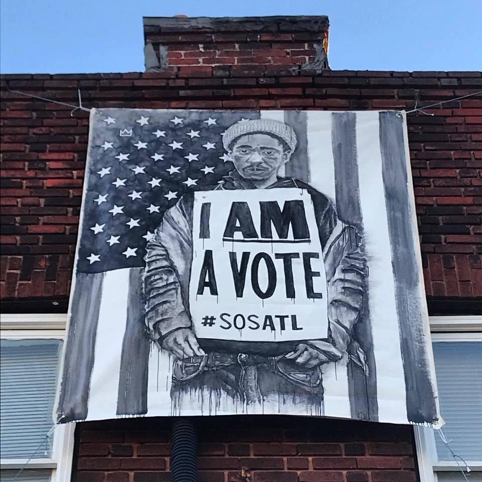 Banner by Joe Dreher