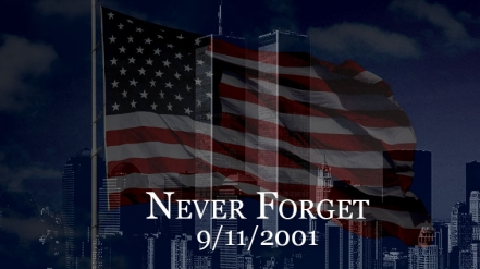 Today marks the 17th anniversary of the Sept. 11th attacks. Remember those who lost their lives in the attacks and pay tribute to the bravery and heroism of the first-responders. #NeverForget #Heroes #September11 #Hope