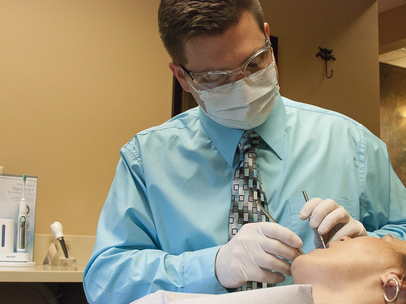 Drs. Smock and Anderson provide cosmetic dentistry solutions.