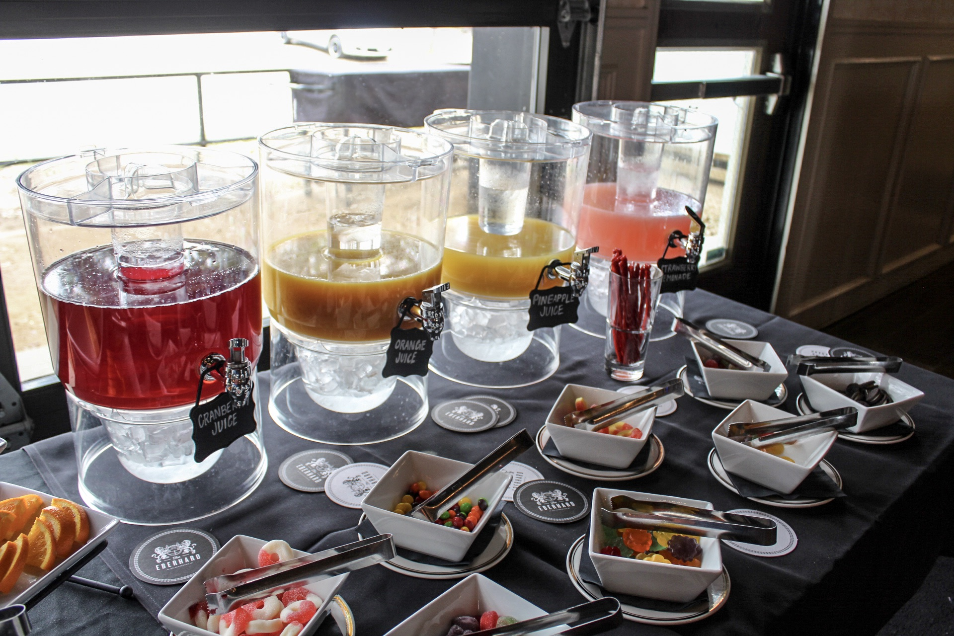 Bonus: The Eberhard's Mimosa Bar