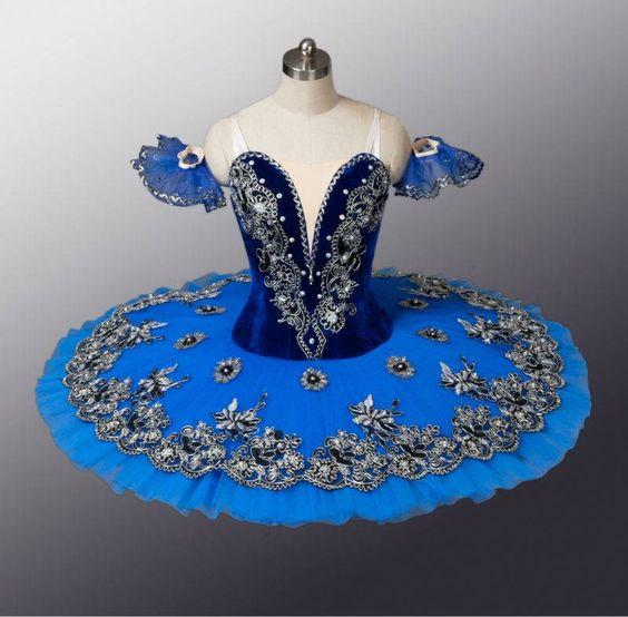 9. Ballerina blues by Odile Tutu.  www.odiletutu.com