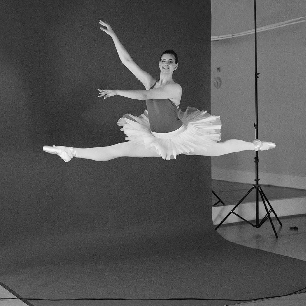Flying Ballerina
