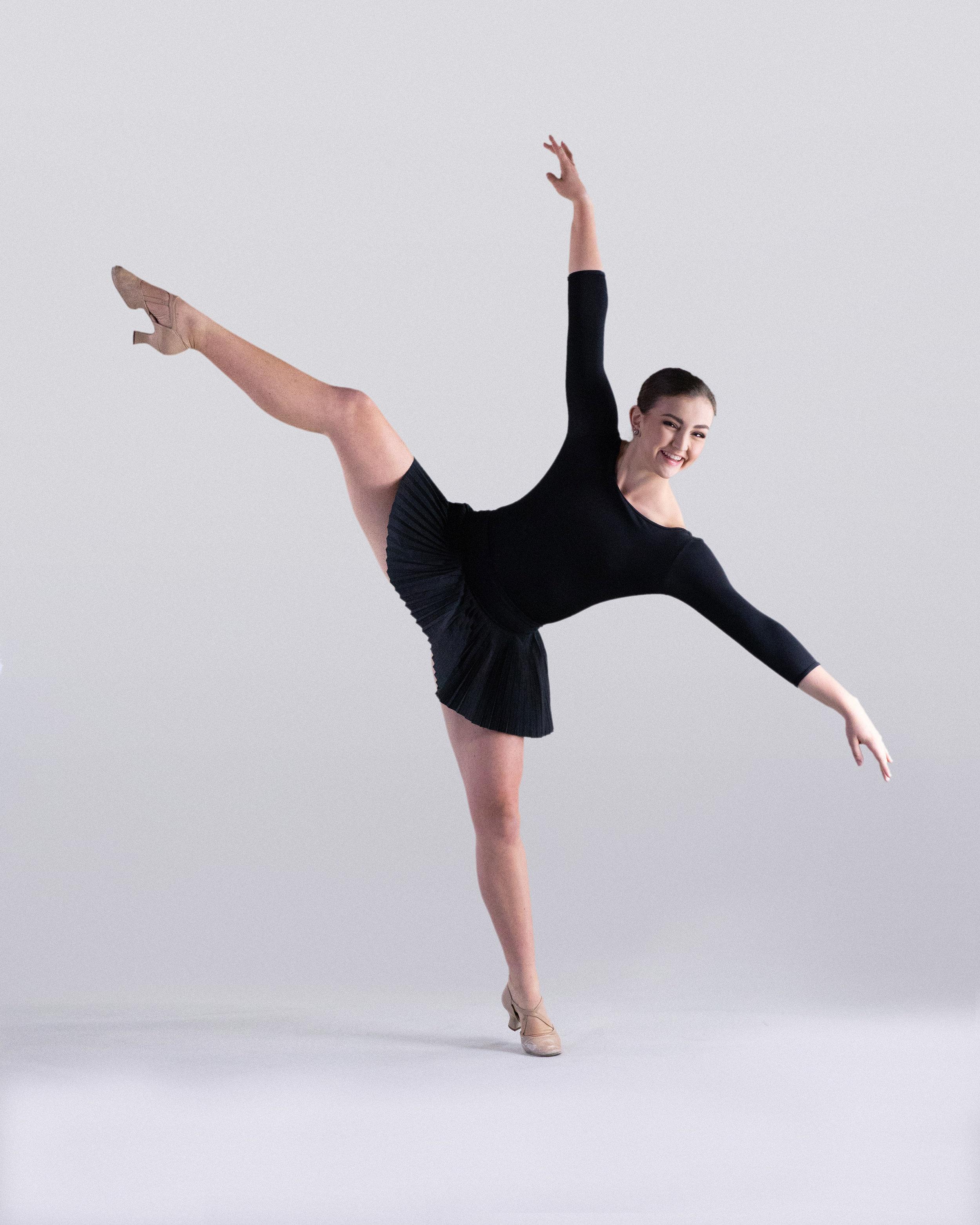 Broadway Dance Portrait