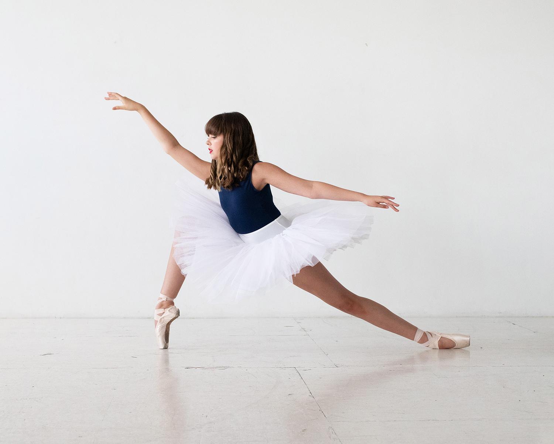 Ballerina in a Tutu